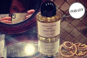 Jak i gdzie nakładać perfumy, by zapach utrzymał się na skórze najdłużej?