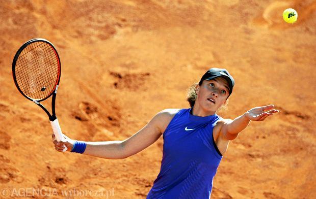 Zdjęcie numer 1 w galerii - Tenis. Iga Świątek z pierwszym triumfem w cyklu WTA w karierze!