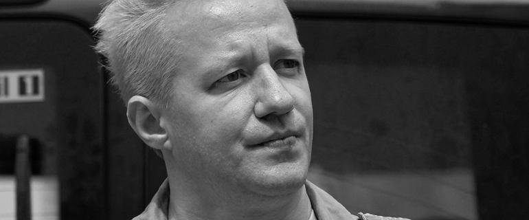 """Robert Leszczy�ski nie �yje. Dziennikarz i krytyk muzyczny mia� 48 lat. """"To brzmi jak ponury �art"""""""