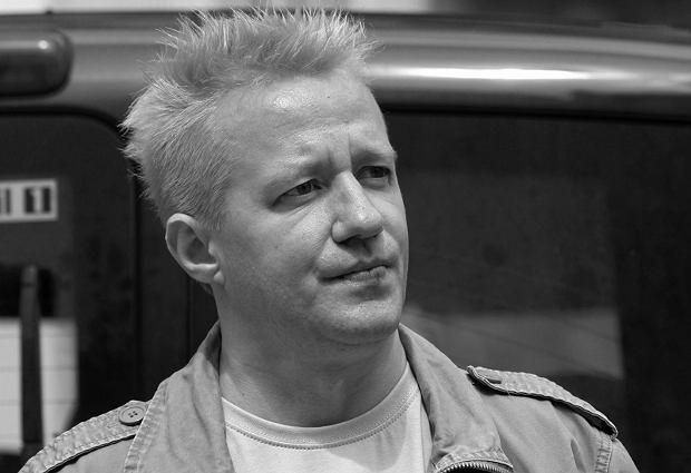Robert Leszczy�ski nie �yje. Dziennikarz i krytyk muzyczny mia� 48 lat