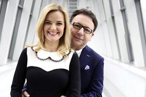 """Richardson i Zamachowski po raz pierwszy poprowadzili razem """"Pytanie na �niadanie"""". Aktor: Jest stres"""