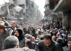 Islamiści u bram Damaszku