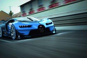 Salon Frankfurt 2015 | Bugatti Vision Gran Turismo | Wirtualna rzeczywisto��