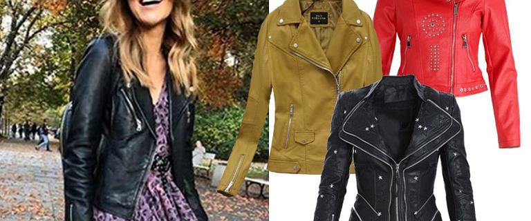 Ta kurtka doda charakteru każdej stylizacji! Ramoneski na jesień 2018