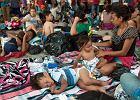 Trump wysyła wojsko na granicę z Meksykiem