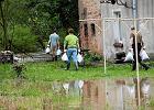 Sytuacja hydrologiczna w Polsce: W siedmiu wojew�dztwach najwy�szy stopie� zagro�enia
