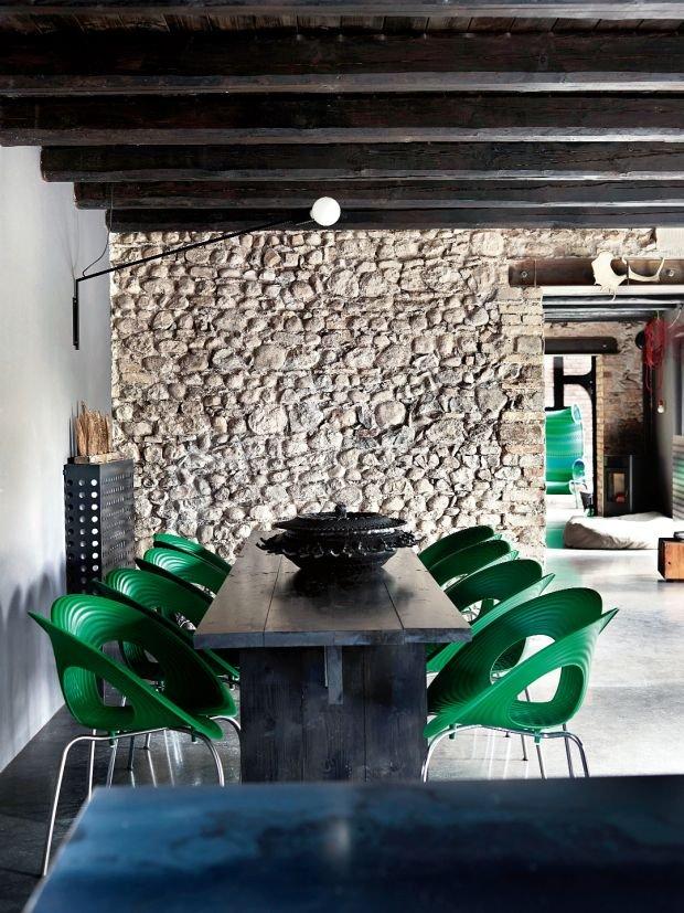 Zdj�cie numer 5 w galerii - Wn�trza: dom dawnej w stajni