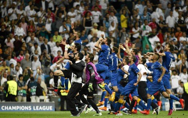 Liga Mistrz�w. Juventus, dru�yna niew�oska