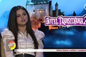 Selena Gomez z tym pytaniem Wendzikowskiej mog�a mie� k�opot. Ale wybrn�a. I to ca�kiem nie�le