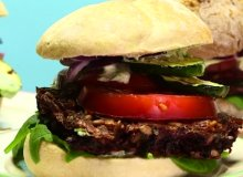 Burger z burak�w - ugotuj