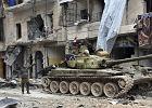 """Turcja: przygotowaliśmy porozumienie ws. zawieszenia broni w Syrii. """"Dalsze rządy Asada niemożliwe"""""""