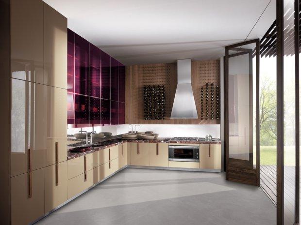 Model Barrique, projekt Rodolfo Dordoni. Projekt kuchni odwołuje się do włoskiej tradycji spotkań w gronie przyjaciół i rodziny przy winie i wyśmienitym jedzeniu.  Model wyróżnia połączenie ciepłych drewnianych powierzchni z ponadczasowym szkłem i subtelnymi odcieniami brązu i szarości. Barrique posiada przestronne witryny i półki na wino oraz charakterystyczne pionowe uchwyty.