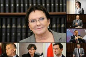 Wasiak zarobi�a w PKP 812 tys. z�, Biernat ma najdro�szy samoch�d, a Kopacz... Prze�wietlamy maj�tki ministr�w