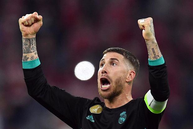 Sergio Ramos pogratulował Barcelonie i wbił szpilę