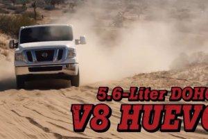 Wideo | Reklama van�w Nissana z Mickeyem Rourkiem i Carlem Weathersem