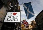 Najnowszy sondaż daje przewagę szkockim separatystom