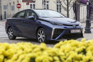 Toyota Mirai | Pierwszy kontakt | Odleg�a przysz�o�� motoryzacji