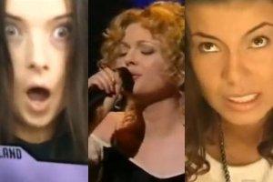 Eurowizji nie wygrali�my nigdy, ale mamy co wspomina�. 17 wyst�p�w, 2. miejsce G�rniak i nagroda dla najgorzej ubranego artysty