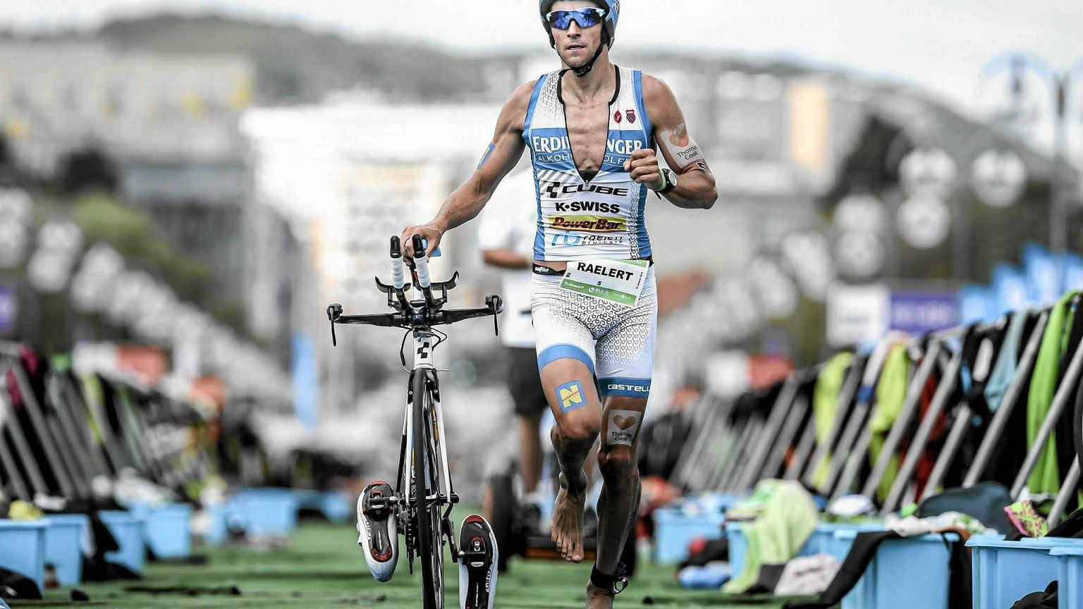 Triathlon wallpaper
