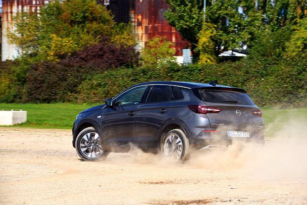 Opel Grandland X z mocnym dieslem trafił do oferty