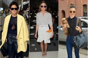 """Najmodniejsze okulary sezonu - zobacz jakie modele wybieraj� """"it girls"""""""