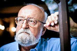 Penderecki o zawi�ci Polak�w: Dokonuje si� do�owania, gnojenia tych, kt�rzy si� wybijaj�