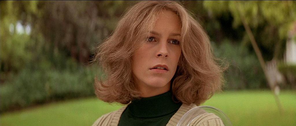 Jamie Lee Curtis w 'Halloween' / kadr z filmu, IMDB