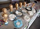 Kokaina ukryta w fałszywych Pucharach Świata w Argentynie