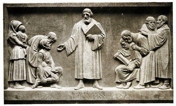 Zdjęcie numer 1 w galerii - Przywrócą twarz bohaterom wrocławskiej reformacji! Skuto je po wojnie