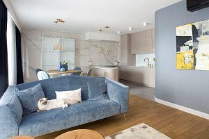 Kobiece i eleganckie mieszkanie w Kielcach