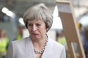 Brytyjska premier Theresa May