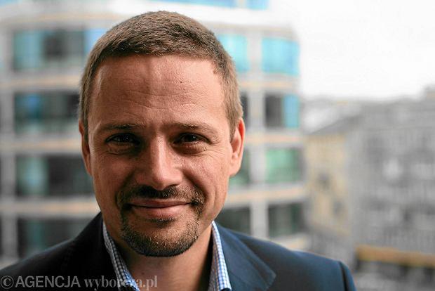 Rafa� Trzaskowski wiceministrem spraw zagranicznych