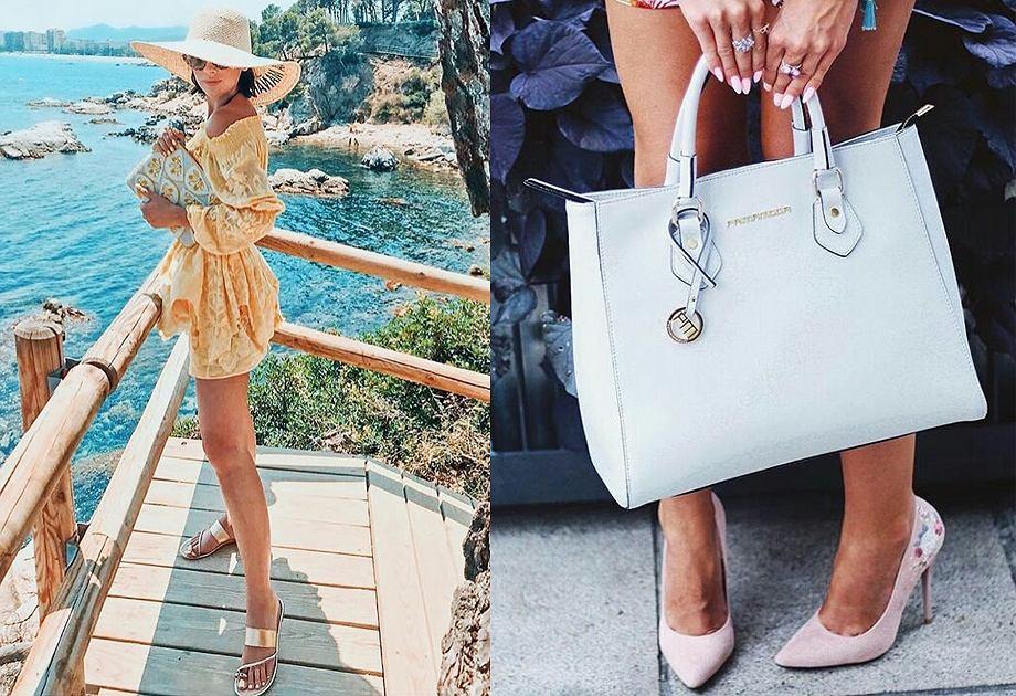896a66af41192 Wyprzedaż w Primamoda - piękne torebki i buty we włoskim stylu ...