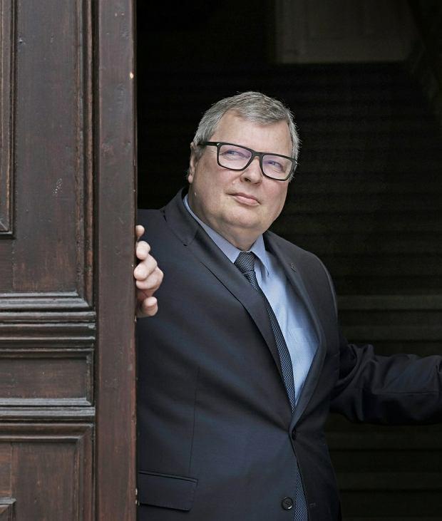 Andrzej Bia�as: Niech mi pan nie grozi. Umieram, wi�c mi to powiewa