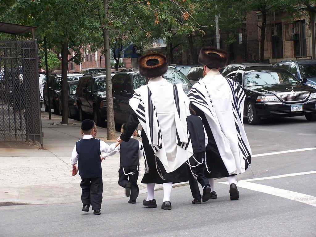 Żydzi z Brooklynu (fot. diluvi.com Anna i Adria / wikimedia.org / CC BY 2.0)