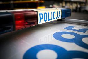 Czołowe zderzenie busa z autem w Wielkopolsce. 16 osób rannych