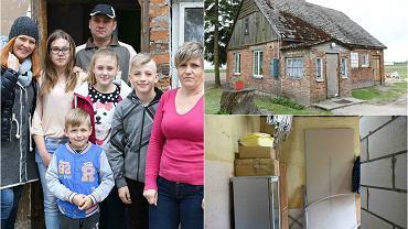 """Tym razem ekipa programu """"Nasz nowy dom"""" z Katarzyną Dowbor na czele odwiedziła rodzinę Kowalskich z Nowego Przybojewa. Rodzice wraz z czwórką dzieci mieszkali w niewielkim domu, kupionym na kredyt dzięki pomocy rodziny. Warunki, jakie tam panowały, nie pozwoliły im jednak na wygodne życie. Cała szóstka mieszkała w dwóch pokojach, a o łazience mogli jedynie pomarzyć. Dzięki ekipie specjalistów, ich dom w przeciągu pięciu dni zmienił się nie do poznania!"""