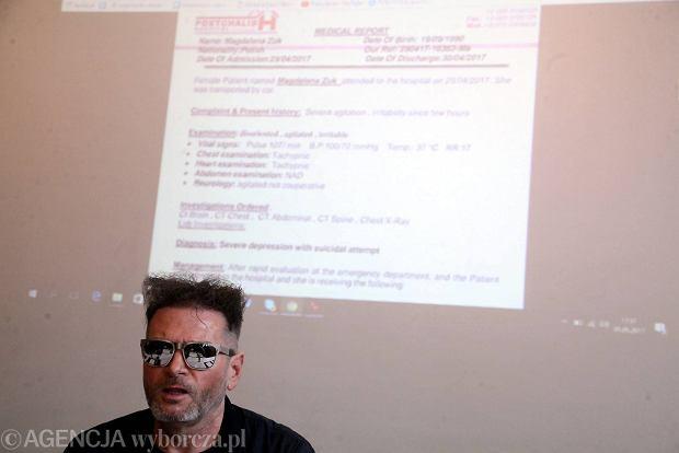 Zdjęcie numer 4 w galerii - Rutkowski robi show ze śmierci Magdy. Zero faktów, fałszywe zdjęcie