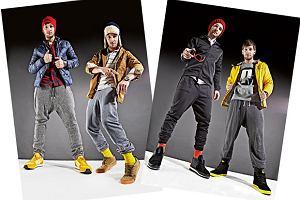 Jesienna moda: styl hipsterski
