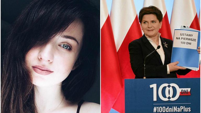 Maria Pereira, nowa pracownica kancelarii Beaty Szydło