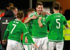 El. ME 2016. Irlandia Północna liderem grupy F! Albania urywa punkt Danii