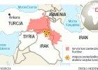 Turcja bombarduje Kurdów