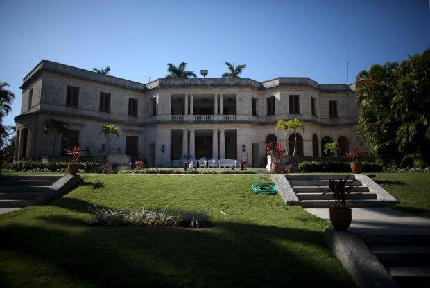 Rezydencja ambasady amerykańskiej
