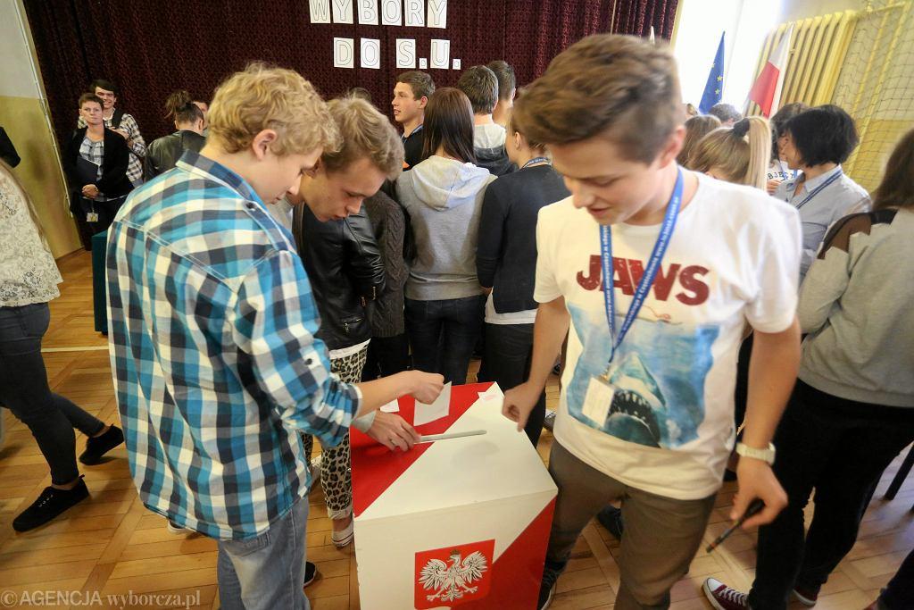 Sondaż wyborczy. Jak zagłosowaliby młodzi wyborcy, gdyby wybory parlamentarne odbyły się w tym roku?