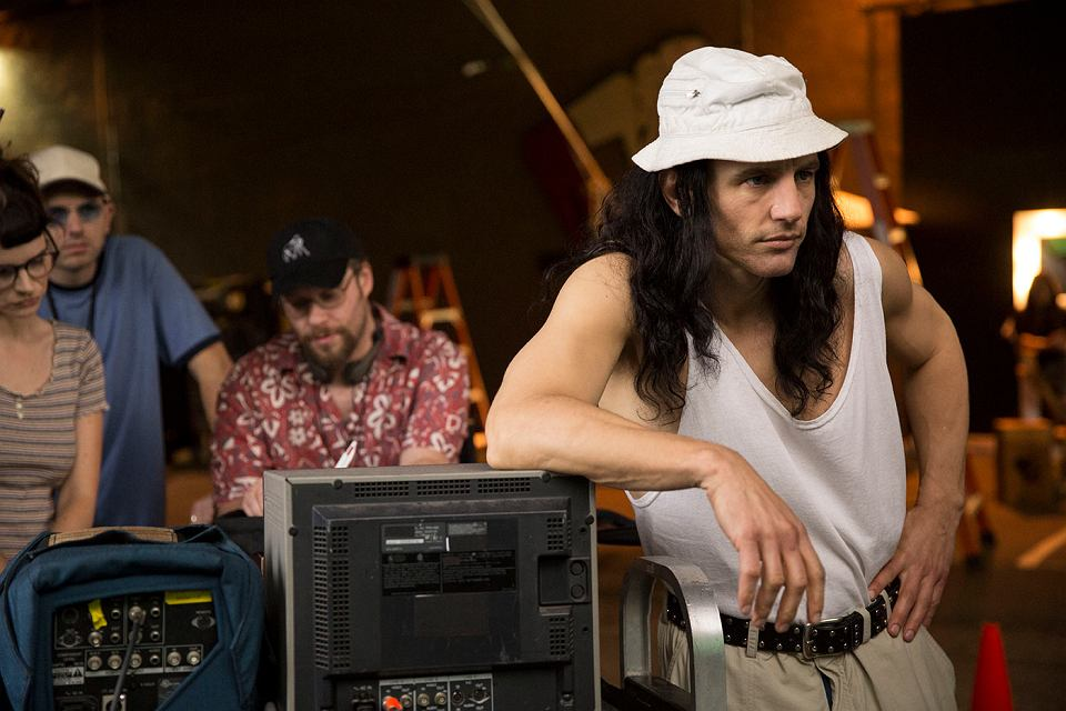 James Franco jako Tommy Wiseau w filmie 'Disaster Artist'