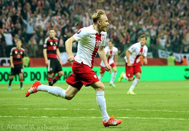 ad498b681 El. Euro 2016. Polska - Niemcy 2:0. Okoński: Nic się nie stało ...