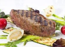 Stek z antrykotu i wiosenne warzywa z grilla - ugotuj