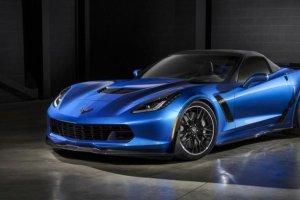Salon Nowy Jork | Corvette Z06 Convertible | Idzie lato
