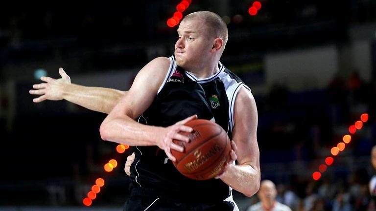 Damian Kulig, podkoszowy Turowa Zgorzelec