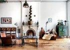 Wn�trza: dekadenckie mieszkanie w nowojorskiej kamienicy